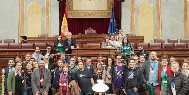 Foto Familia Congreso Activistas 2018
