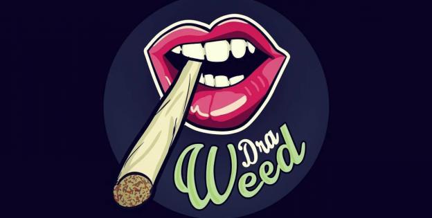 Dra. Weed Logo