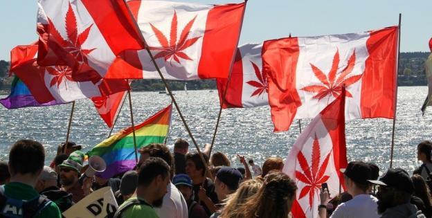 Legaliazión Canadá