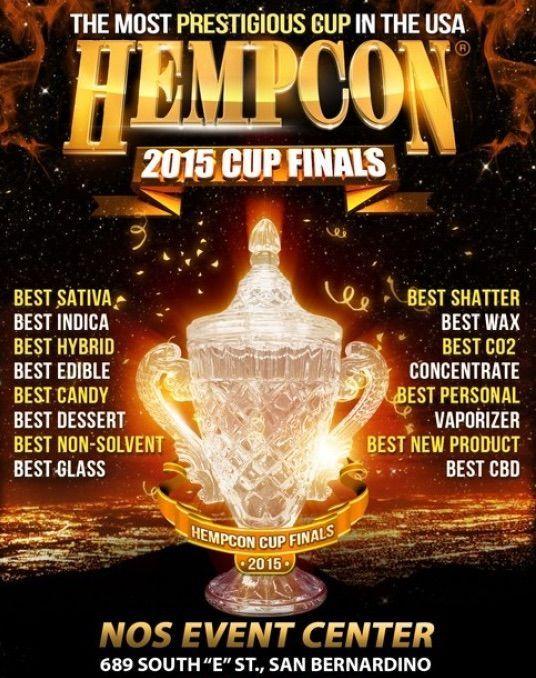 Dinafem Critical Jack prize hempcon