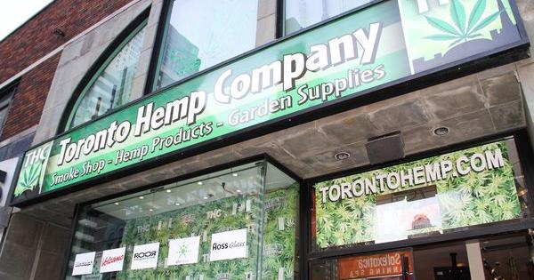 dispensarios productores cannabis canada