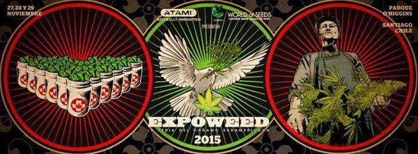 Expoweed se tient Chili