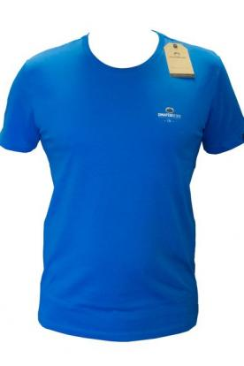 Camiseta CBD azul royal