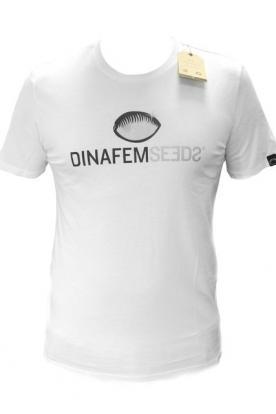 Big Logo T shirt White