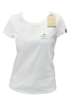 Camiseta chica Autoflowering blanca