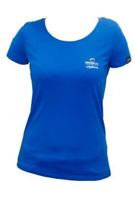 Camiseta chica Autoflowering azul royal