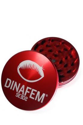 Grinder Dinafem Aluminio 63 mm 2 partes
