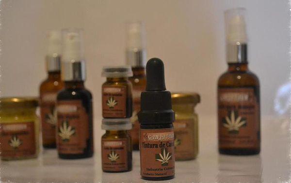 Ganja Farm pharmacie cannabis medical Colombi