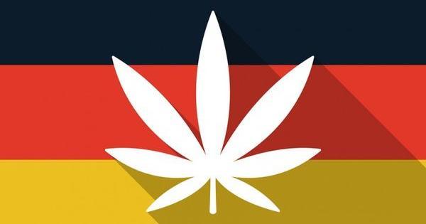 germana legalizzazione marijuana cannabis med