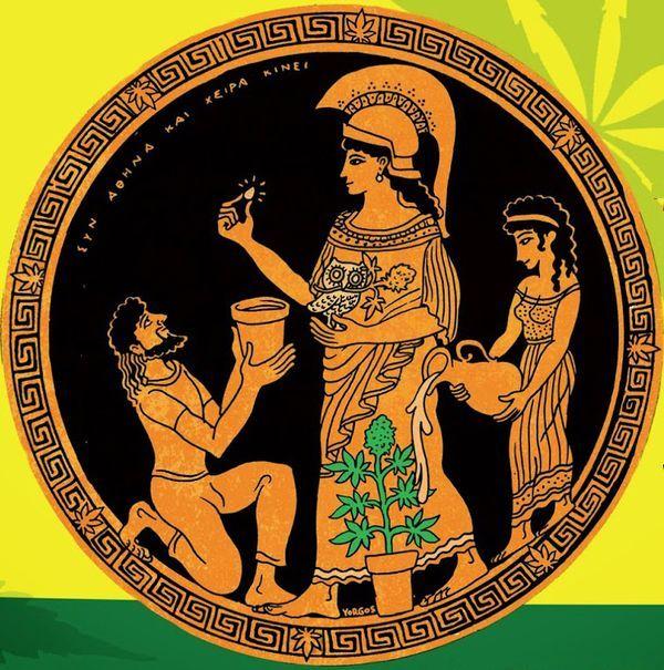 grece legaliser cannabis medicinal