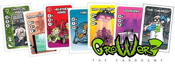 growerz juego cartas cannabis