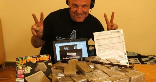 hash van legalisation germany