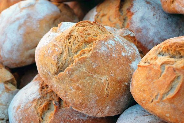 homemade bread marijuana flour