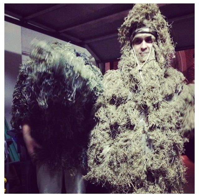 disfraz marihuana entero