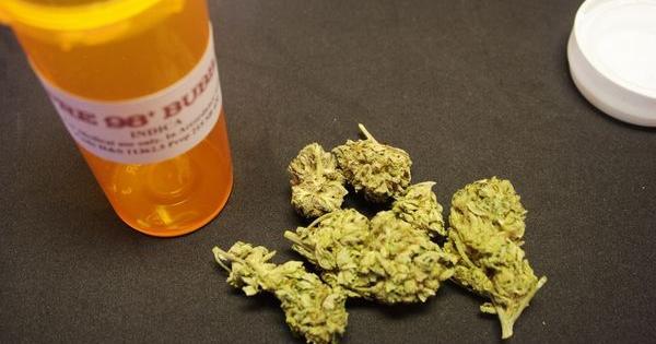 marijuana prevent alzheimer