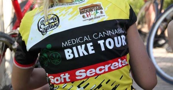medical cannabis bike tour cancer