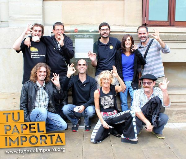 Navarra aprueba ley regula clubes cannabis