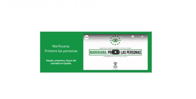Documental Marihuana: las personas primero