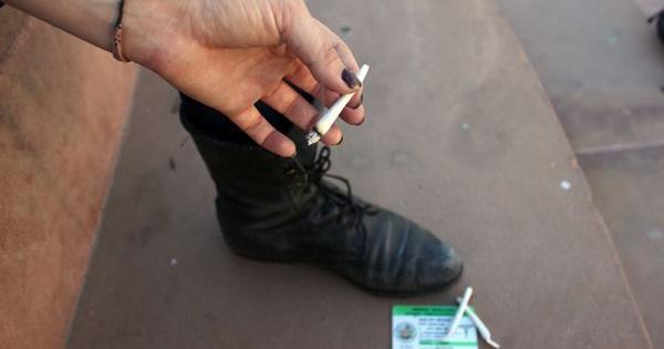 proibito fumare