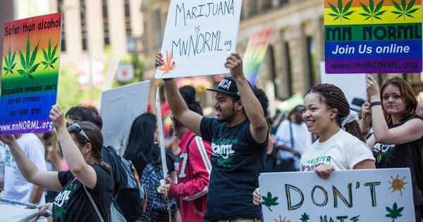 legalizzazione marijuana stati uniti
